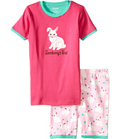 Hatley Kids - Spring Bunnies Short PJ Set (Toddler/Little Kids/Big Kids)