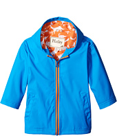 Hatley Kids - Royal & Orange Wild Dinos Splash Jacket (Toddler/Little Kids/Big Kids)