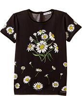 Dolce & Gabbana Kids - Margherite Jersey T-Shirt (Toddler/Little Kids)