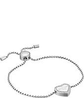 Michael Kors - Heritage Heart Adjustable Bracelet