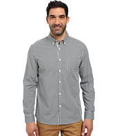 Kenneth Cole Sportswear - Long Sleeve Button Down Collar Small Check