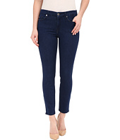 7 For All Mankind - Kimmie Crop in Slim Illusion Luxe Bright Rinse