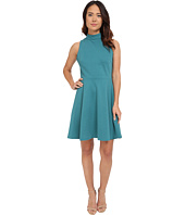Christin Michaels - Lucy Mock Neck Dress