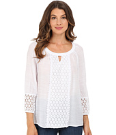 Christin Michaels - Caen Lace Top