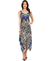 Christin Michaels - Francesca Printed Maxi