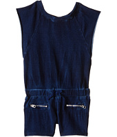 Splendid Littles - Indigo Baby French Terry Romper (Little Kids)
