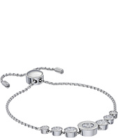 Michael Kors - Cubic Zirconium Logo Adjustable Bracelet