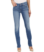 7 For All Mankind - Kimmie Straight in Vivid Authentic Blue
