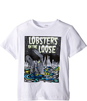 Stella McCartney Kids - Arlo Lobster on the Loose Short Sleeve Tee (Toddler/Little Kids/Big Kids)