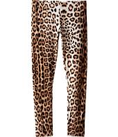 Roberto Cavalli Kids - Leopard Leggings (Big Kids)