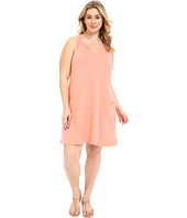 Extra Fresh by Fresh Produce - Plus Size Drape Dress