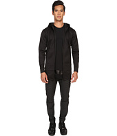 Pyer Moss - Jeremy Hooded Mesh Sweatshirt