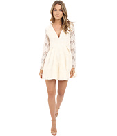 StyleStalker - Empire Long Sleeve Dress