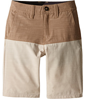 Volcom Kids - SNT Block Shorts (Big Kids)