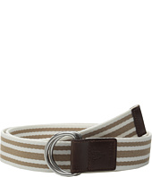 Cole Haan - 38mm D-Ring Webbing Pinch Belt