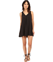 Michael Stars - Tencel Tank V-Neck Dress w/ Pockets