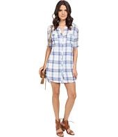 BB Dakota - William Plaid Shirtdress
