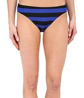 DKNY - Iconic Stripe Classic Bikini Bottom