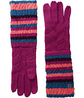 Smartwool - Striped Chevron Gloves