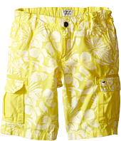 Armani Junior - Hawaiian Shorts (Toddler/Little Kids)