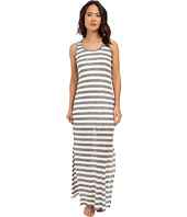 Michael Stars - Linen Knit Stripe Maxi Dress