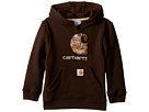 Big Camo C Sweatshirt (Toddler/Little Kids)