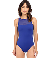 LAUREN Ralph Lauren - Mesh Open-Back One-Piece