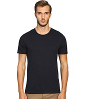 Vince - Pima Modal Color Block Short Sleeve Crew