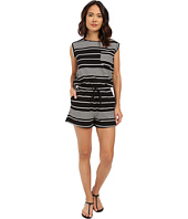 Culture Phit - Abreanna Striped Jersey Romper