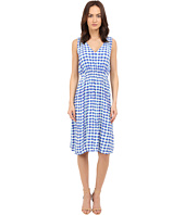Kate Spade New York - Island Stamp Tie Back Dress