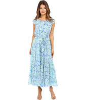 Kate Spade New York - Sea Ferns Chiffon Patio Dress