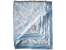 Luxe Giraffe Print Blanket