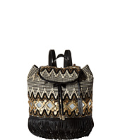 Rebecca Minkoff - Taj Backpack with Fringe