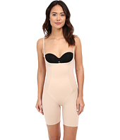 Spanx - Thinstincts Open-Bust Mid-Thigh Bodysuit