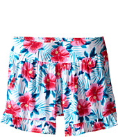 Splendid Littles - All Over Print Ruffle Shorts (Big Kids)