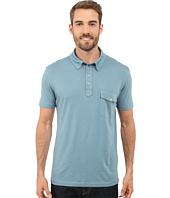 Agave Denim - Navaro Supima® Short Sleeve Polo