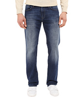 Mavi Jeans - Zach Classic Straight Fit in Indigo Used Williamsburg