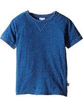 Splendid Littles - Short Sleeve Indigo Tee (Little Kids/Big Kids)