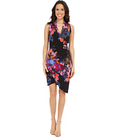 Nicole Miller - Stefanie Botanic Printed Dress