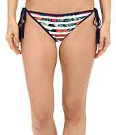 Tommy Bahama - Show Your Stripes String Bikini w/ Tassels