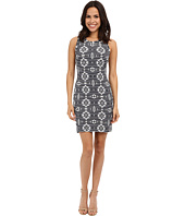 Karen Kane - Knit Jacquard Dress
