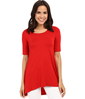 Karen Kane - Pencil Sleeve Tunic Hi-Lo Top