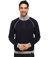 Mountain Khakis - Fleck Qtr Zip Sweater