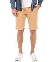 Mavi Jeans - Jacob Twill Shorts in Burnt Orange Twill