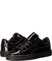 Puma Kids - Basket Classic Patent Jr (Big Kid)
