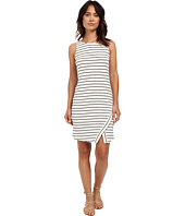 kensie - Lightweight Viscose Spandex Dress and Side Slit KS6K7219