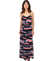 Splendid - Maritime Print Maxi Dress
