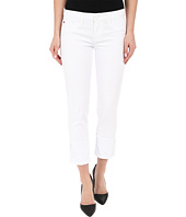 Hudson - Muse Crop in White