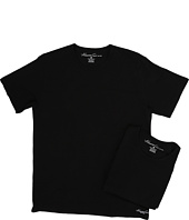 Kenneth Cole Reaction - Crew Neck Super Fine Cotton Tee - 2-Pack