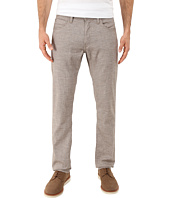 Agave Denim - Pragmatist Coco Melange Twill in Tan